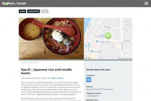 "Spotted By Locals – ""Gyo-O – Japanese rice and noodle bowls"""