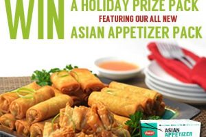 Fine Choice Foods – Holiday Prize Pack Giveaway